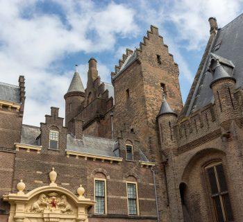 Haga, Mauritshuis i moje wrażenia z Holandii