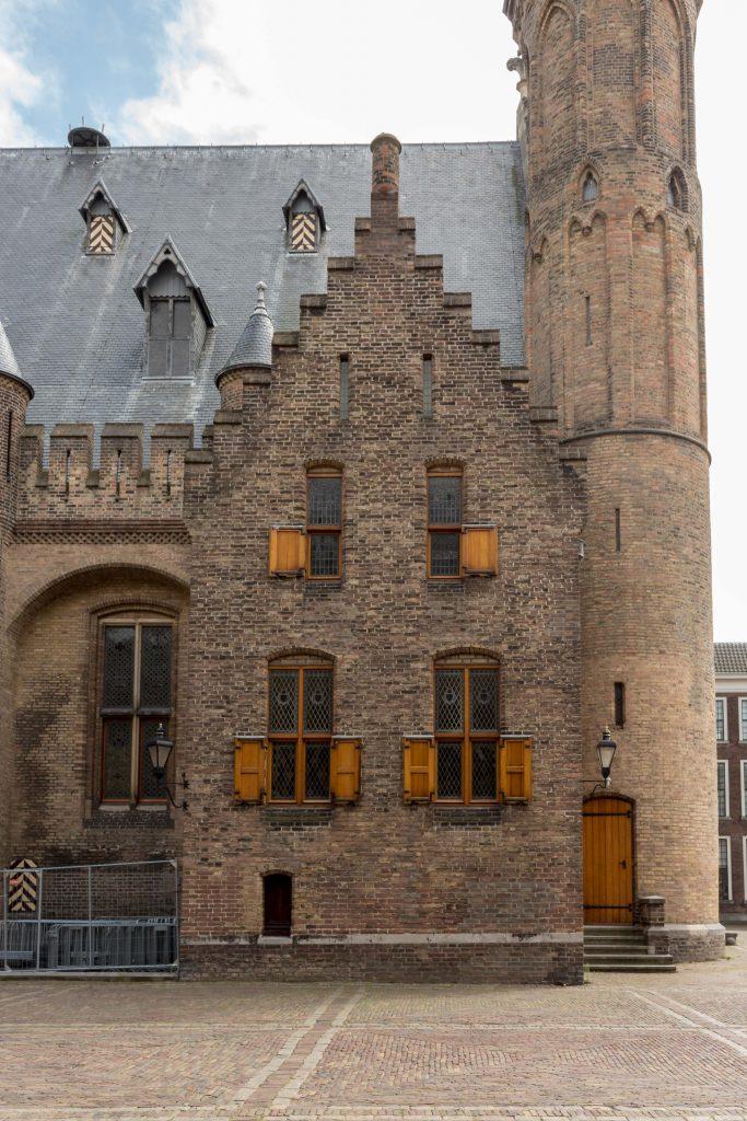 Binnenhof, Haga
