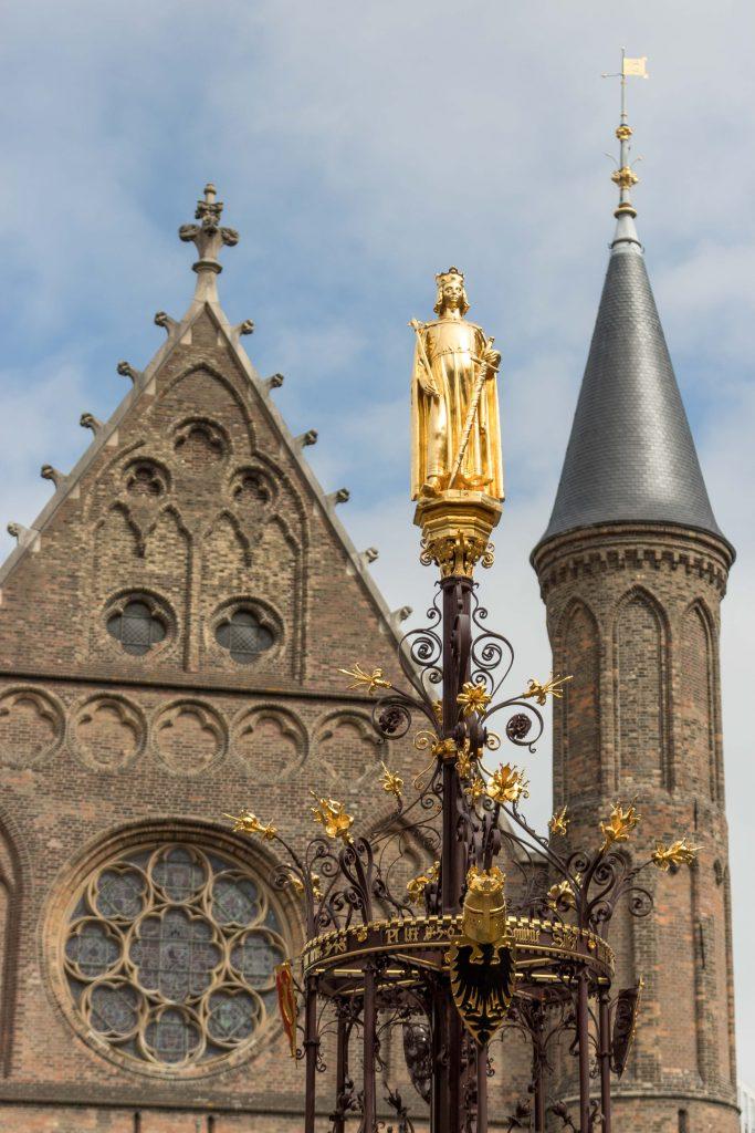 Ridderzaal, Haga