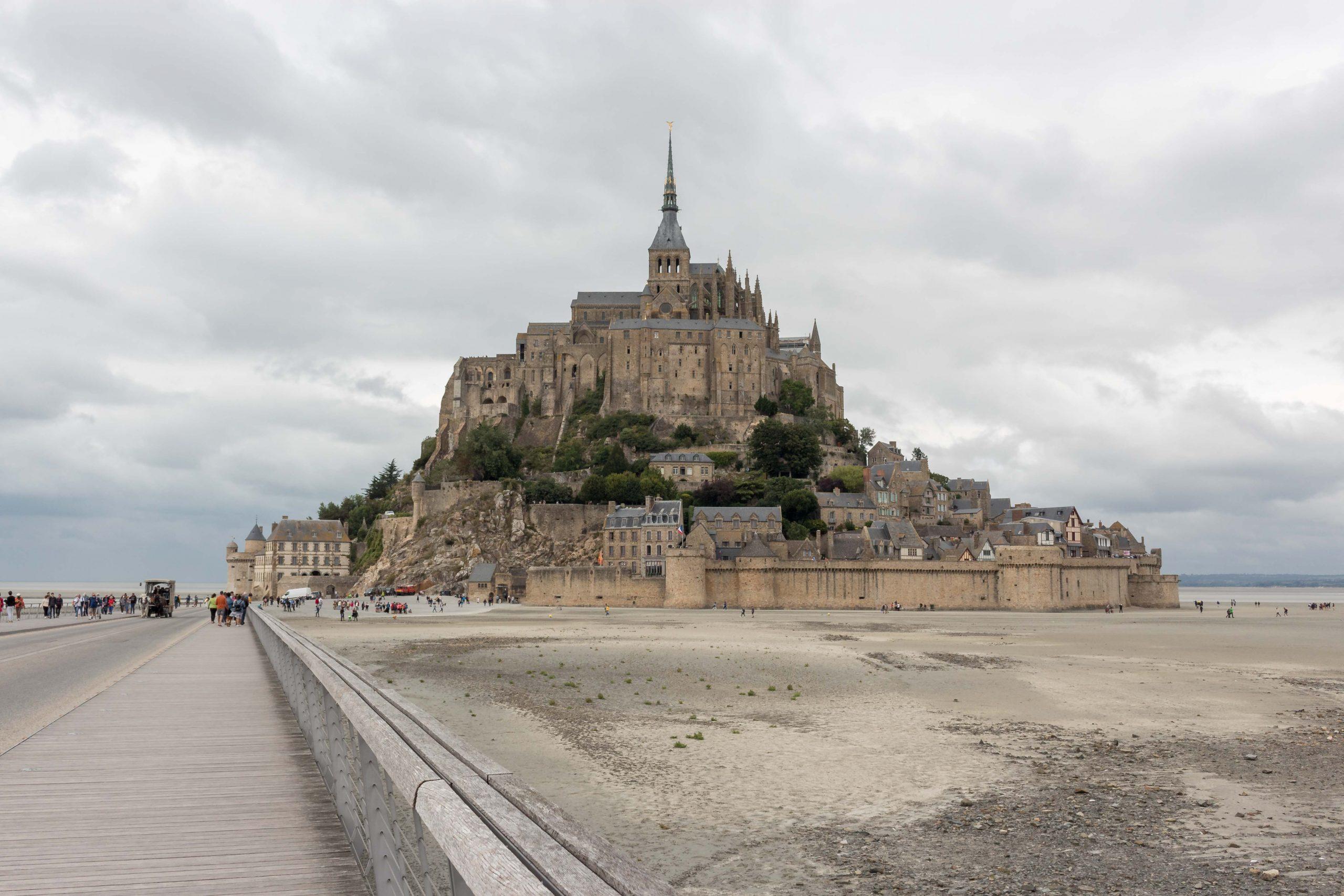 Mont-Saint-Michel – wyspa cudów