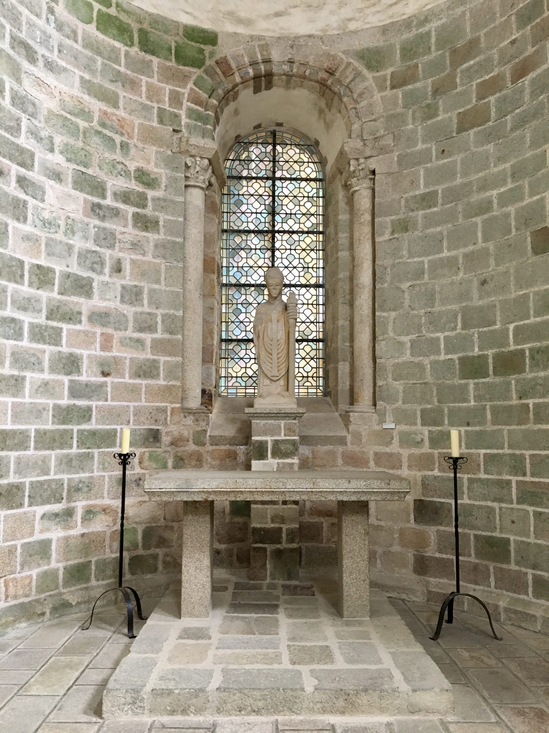 Opactwo na Mont-Saint-Michel